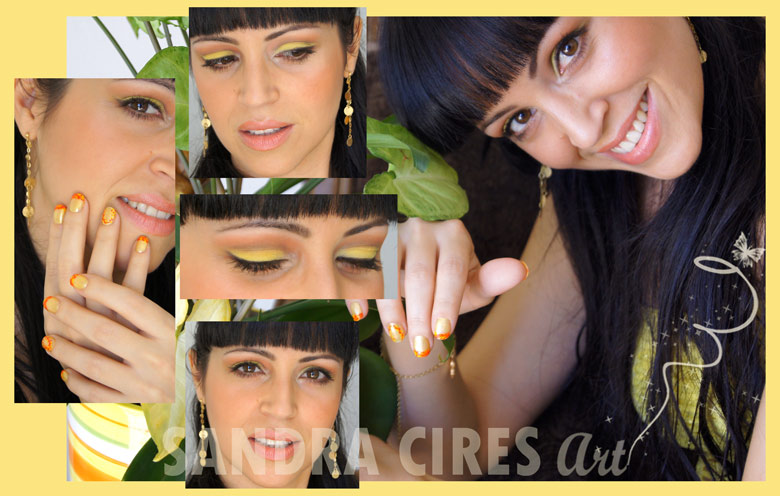 Maquillaje-Alegre-para-Otoño