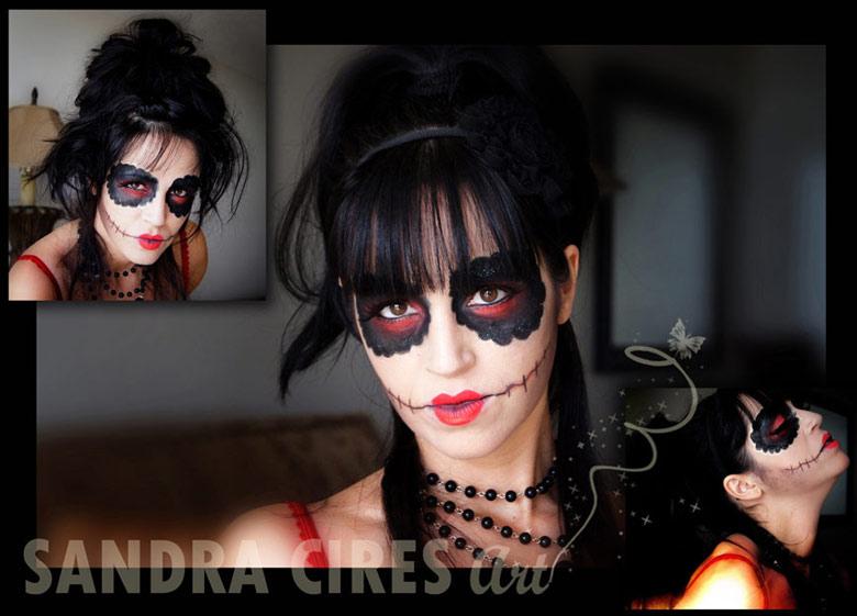 Maquillaje-Hallowen-Sexy-Horror