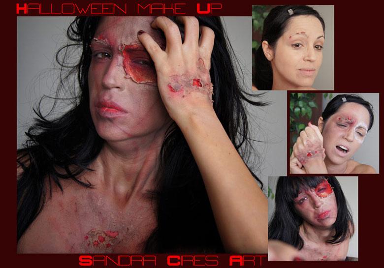 Maquillaje-Horror-para-Halloween
