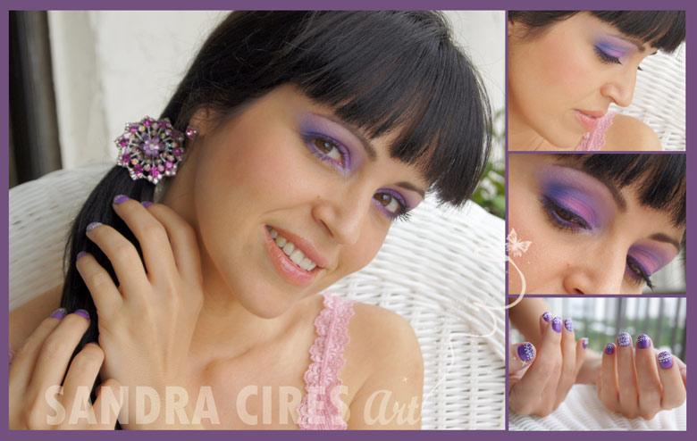 Maquillaje-en-los-Tonos-del-Malva