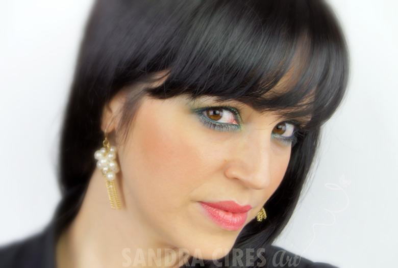 Maquillaje-Verde