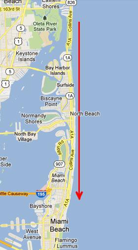 south beach miami - lincoln road, ocean drive & mangos